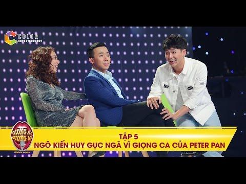 Giọng ải giọng ai tập 5 full HD 3/12/2016