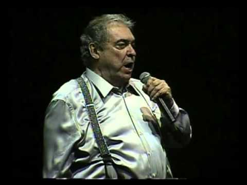 Alberto Cortez video A partir de mañana - Teatro Gran Rex 2009