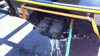 9. 2006 Seadoo rxp idle on hose