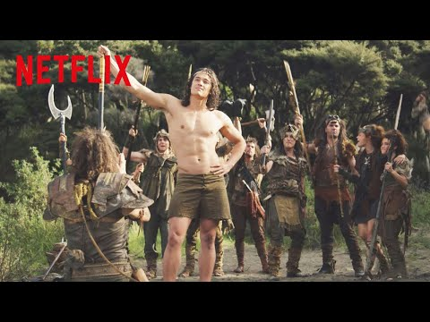 The Monkey King Returns | The New Legends of Monkey | Netflix Futures