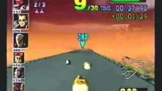 9. LV's Random F-Zero X Races #4: Jack Cup - Master Class - Golden Fox