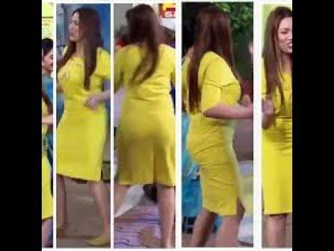 Video Babita Ji As MunMun Dutta Hot Figure In Yellow Dress download in MP3, 3GP, MP4, WEBM, AVI, FLV January 2017