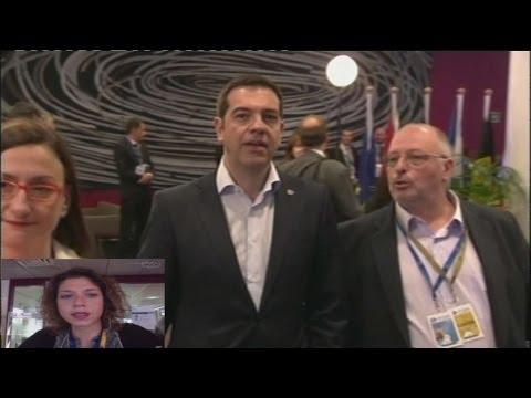 Σε εποικοδομητικό κλίμα η συνάντηση Τσίπρα – Μέρκελ- Ολάντ