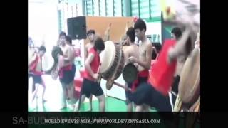Thai Traditional Drum By World Events Asia
