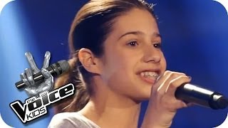 Michèle - If I Ain't Got You | The Voice Kids 2013 | Blind Audition