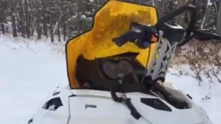 10. 2017 Ski doo Tundra LT 600 ACE