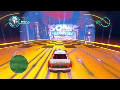sonic all stars racing transformed xbox 360 controls