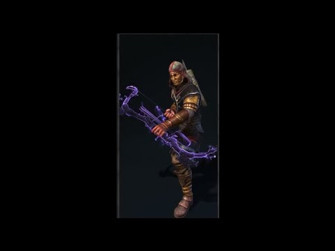 Nosgoth — Scout's «Occult» Storm Bow