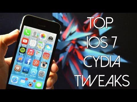 iOS 7 Jailbreak: Top Free iOS 7 Compatible Cydia Tweaks