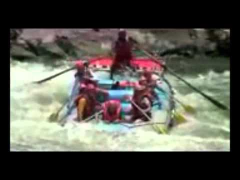 Africa -White Water Rafting the Zambezi River Victoria Falls Zimbabwe