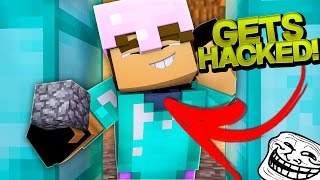 MINECRAFT TROLLING HACKING HACKER!!! Minecraft trolling is back with another hacker being caught in this video, except this time the hacker faces another ...