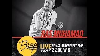 NEGERI PELANGI - RAS MUHAMAD - Taman Buaya Beat Club TVRI - 15 Desember 2015