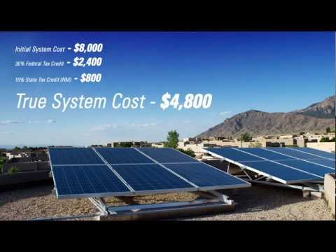 We're offering complete solar financing!