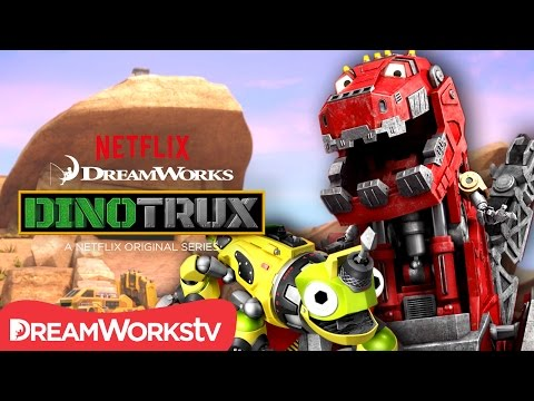 Dinotrux Season 2 Full Promo