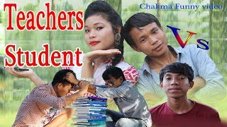 Nonton Chakma funny video 2017 Teacher Vs student By Sujoy Entertainment Film Subtitle Indonesia Streaming Movie Download