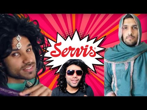 Service Shoes Ad ft Pakistani Youtubers