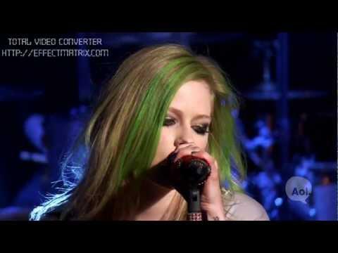 AOL Sessions Avril Lavigne