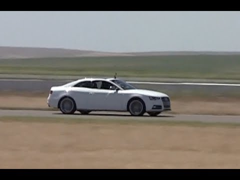 2013 Audi S5: #3 Speedy Race Track Review