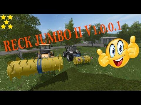 Reck Jumbo II v1.0.0.1