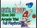 Crystal Defenders Xbox 360 Arcade Trial Full Playthroug