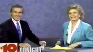 WCAU TV Channel 10 Newsbreak (version 2) - 1990