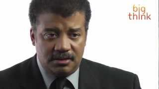"""Neil deGrasse Tyson says """"the greatest of people that have ever been in society, they were never versions of someone else."""