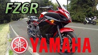 5. Prueba Yamaha FZ6R | Test Ride con Blitz Rider
