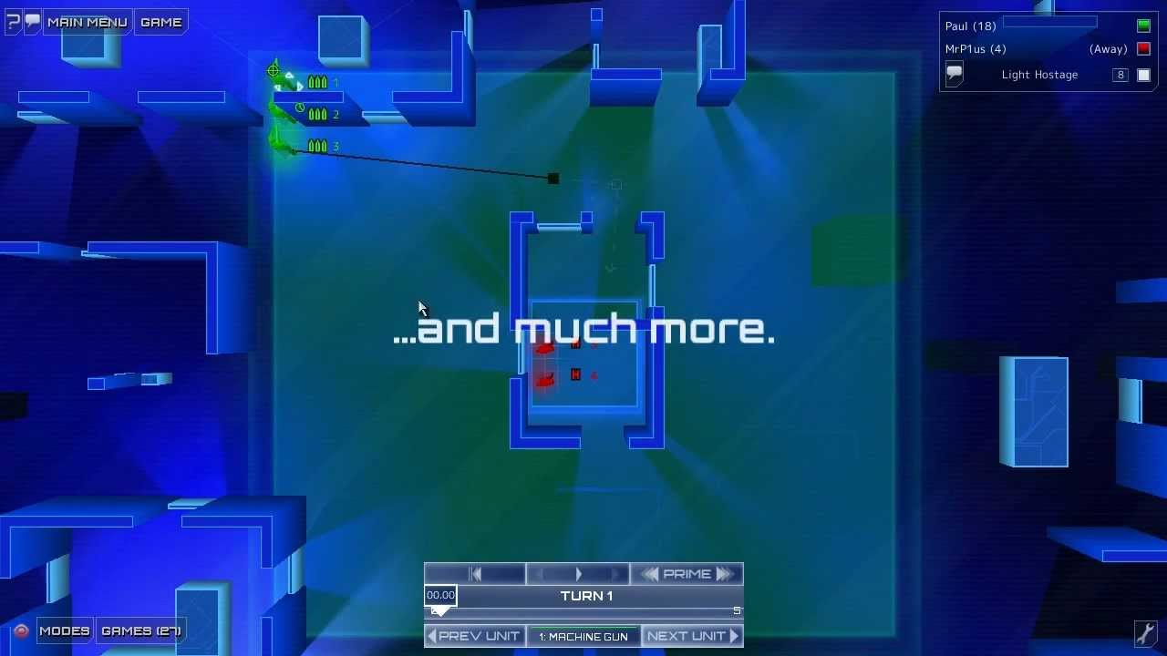 'Frozen Synapse' Coming To iOS In 2012
