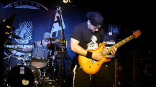Marc Rizzo - Isosceles, Live in Brooklyn 2013