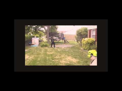 Nerf Gunfight short film Western: Duel At High Noon HD