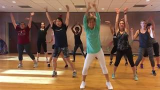 "Video ""1, 2, 3"" Sofia Reyes feat Jason Derulo - Dance Fitness Workout Valeo Club MP3, 3GP, MP4, WEBM, AVI, FLV November 2018"