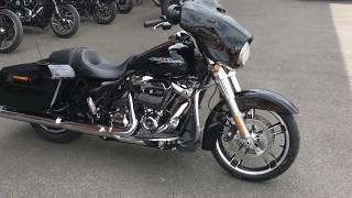 6. 2018 Harley-Davidson FLHX Street Glide. Unregistered. Brand New.