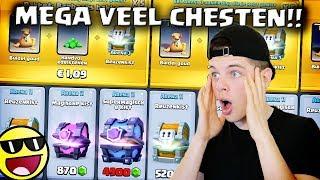 Over deze video: Mega grote Clash Royale chest opening! (in het Nederlands :) ▸ Instagram...