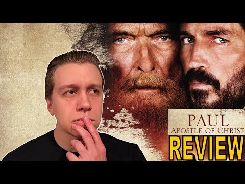 Paul Apostle of Christ (2018) | Movie Review