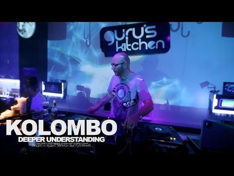 dupodcast #013: Guru's Kitchen meets KOLOMBO @ F2