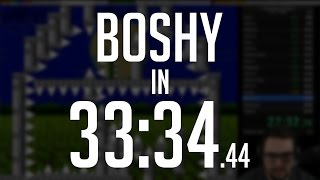 Video I Wanna Be The Boshy 2017 Any% Speedrun in 33:34.44 MP3, 3GP, MP4, WEBM, AVI, FLV Juni 2018
