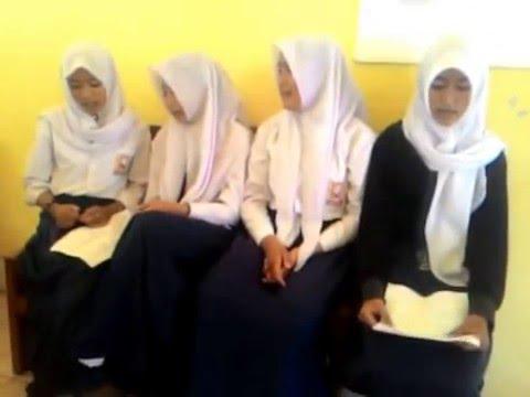 Tes Vocal Group Pambatangan SMPN 2 PENGARON