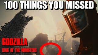 Video 100 Things You Missed In The Godzilla King Of The Monsters Trailer MP3, 3GP, MP4, WEBM, AVI, FLV Oktober 2018