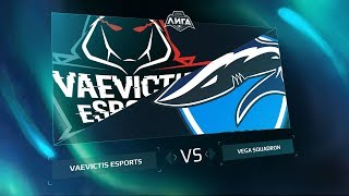 VeS vs Vega, game 1