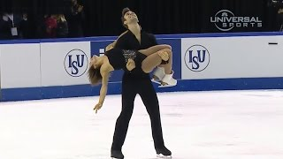 Duhamel And Radford Win 2014 Skate Canada - Universal Sports