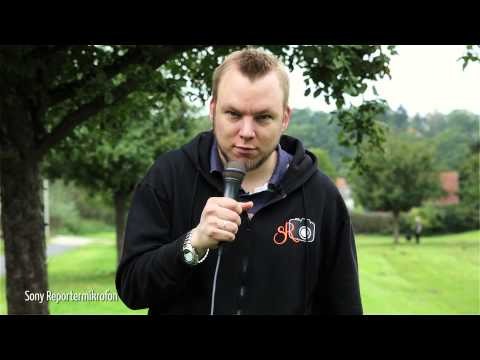 Ansteckmikrofon Test
