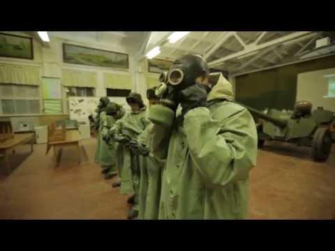 День 2 - Большой тест-драйв в Армии - Батарея Стиллавина - DomaVideo.Ru