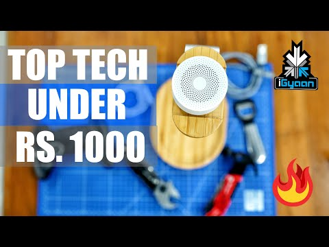 Top Tech Under Rs. 1000 : Cool Gadgets And Accessories