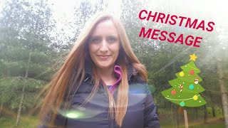Christmas Message. Partial Disclosure, Mass Awakenings, Much Love.
