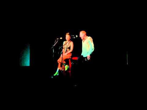 Audrey Chen & Phil Minton em Pouso Alegre MG - Brasil - Vídeo 04