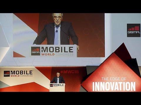 Mobil Dünya Kongresi'nin ilk gününe uzak doğulu markalar damga vurdu