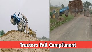 Tractor Fail Compliments ||Tractor Tochan Punjab||