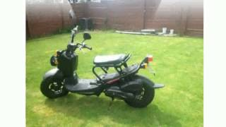 1. 2004 Honda Ruckus Base - Features & Walkaround