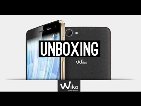Unboxing the world's best priced #Android Smartphone - Wiko Mobile GETAWAY