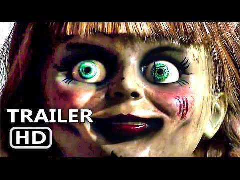 ANNABELLE 3 Official Trailer (2019) ANNABELLE COMES HOME, Horror Movie HD - Thời lượng: 2 phút, 37 giây.